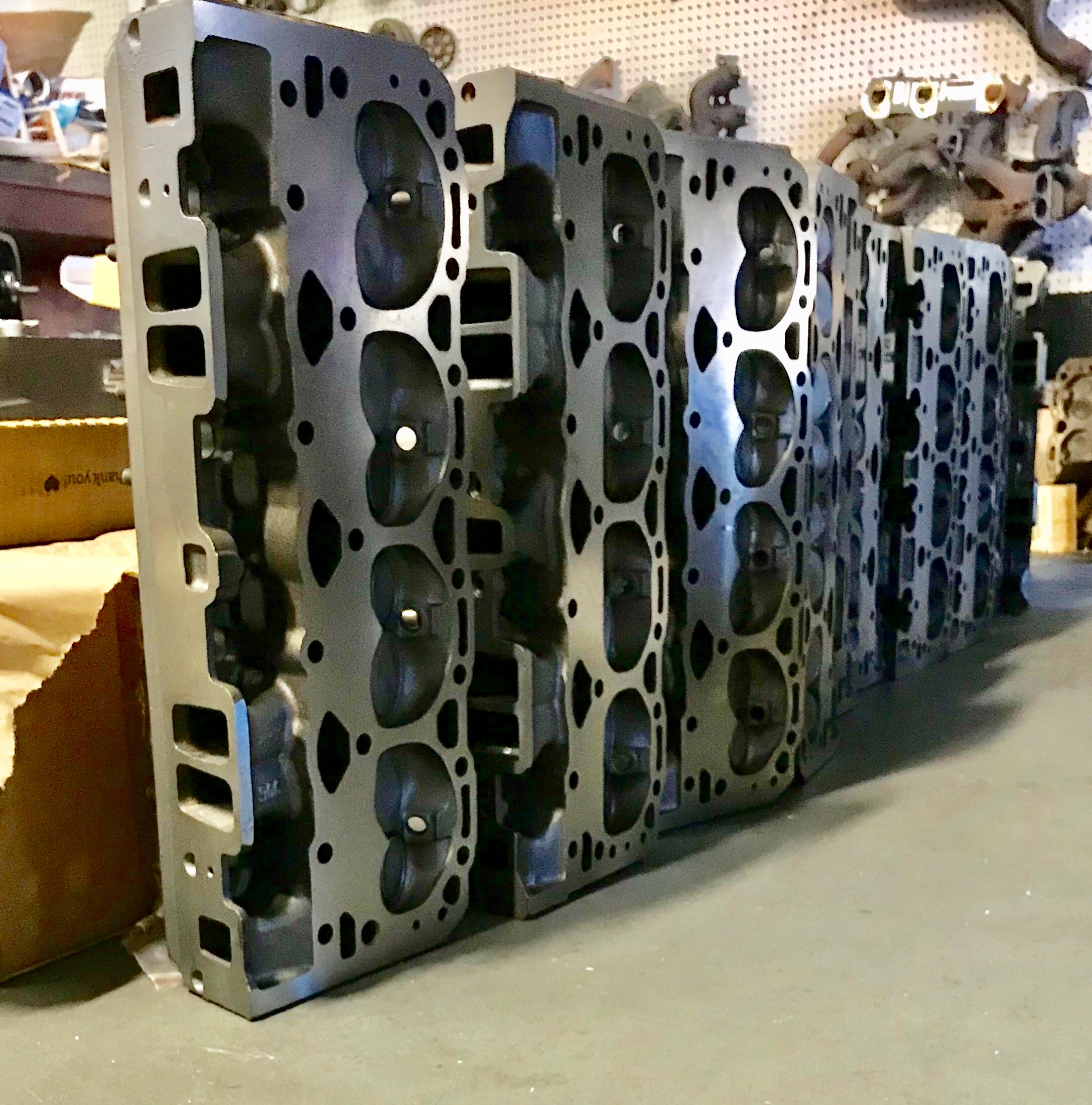 Cylinder Head Depot       Your Cylinder Head Specialists